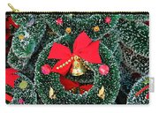 Christmas Garlands Carry-all Pouch