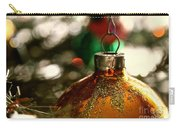 Christmas Gold Carry-all Pouch