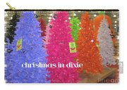 Christmas In Dixie Carry-all Pouch