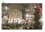 Christmas In Manhattan Carry-all Pouch