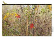 Christmas In Nature Carry-all Pouch