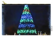 Christmas In The Air Carry-all Pouch