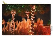 Christmas In The Sand Carry-all Pouch