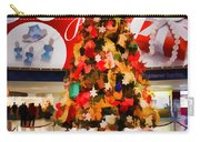 Christmas In The Train Station Carry-all Pouch
