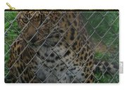 Christmas Leopard II Carry-all Pouch