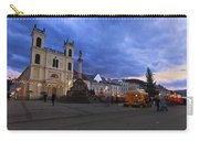 christmas market in Banska Bystrica Carry-all Pouch