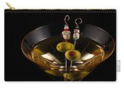 Christmas Martini Carry-all Pouch