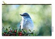 Christmas Mockingbird Carry-all Pouch