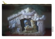 Christmas Nativity Scene Carry-all Pouch