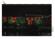 Christmas On East Lake 3 Carry-all Pouch