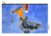 Christmas Pelican Carry-all Pouch