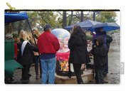 Christmas People Cold And Muddy Carry-all Pouch