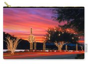 Christmas, Phoenix, Arizona, Usa Carry-all Pouch