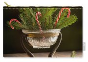 Christmas Pine Carry-all Pouch