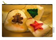 Christmas Potato Stamps Carry-all Pouch