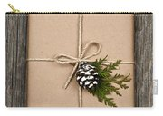 Christmas Present  Carry-all Pouch by Elena Elisseeva