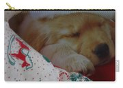 Christmas Pup Carry-all Pouch