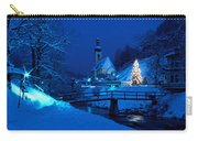 Christmas Ramsau Germany Carry-all Pouch