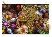 Christmas Stars Carry-all Pouch