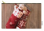 Christmas Stockings Carry-all Pouch