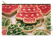 Christmas Sugar Cookies Carry-all Pouch