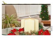 Christmas Table Carry-all Pouch by Tom Gowanlock