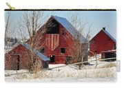 Christmas Time In Idaho Falls Carry-all Pouch