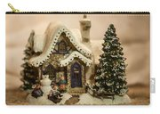 Christmas Toy Village Carry-all Pouch