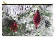 Christmas Tree Baubles Carry-all Pouch