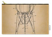 Christmas Tree Holder Patent 1927 Carry-all Pouch