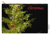 Christmas Tree Lighting Carry-all Pouch