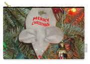 Christmas Tree Mouse Carry-all Pouch