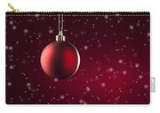 Christmas Tree Ornament Carry-all Pouch