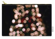 Christmas Tree Out Of Focus Carry-all Pouch