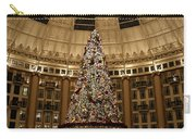 Christmas Tree Carry-all Pouch by Sandy Keeton