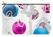 Christmas Tree Tree Carry-all Pouch by Anne Gilbert