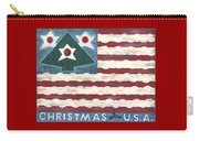 Christmas U.s.a. Carry-all Pouch