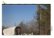 Christmas Wagon Carry-all Pouch