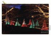 Christmas Wonderland Walk Carry-all Pouch