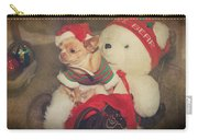 Christmas Zoe Carry-all Pouch by Laurie Search