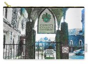 Christ's College Canterbury Carry-all Pouch