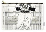 Christy Mathewson Carry-all Pouch