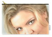 Christy White Headshot-41 Carry-all Pouch