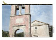 Chruch In Perithia Corfu Carry-all Pouch