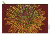 Chrysanthemum Fire Carry-all Pouch