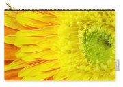 Chrysanthemum Flower Closeup Carry-all Pouch