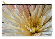 Chrysanthemum Macro Digital Paint Carry-all Pouch