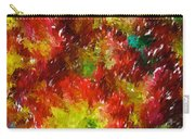 Chrysanthemum Painting Carry-all Pouch