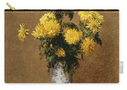 Chrysanthemums, 1879 Carry-all Pouch