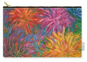 Chrysanthemums Like Fireworks Carry-all Pouch